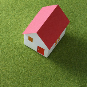 Haus - ohne Gartenanlage